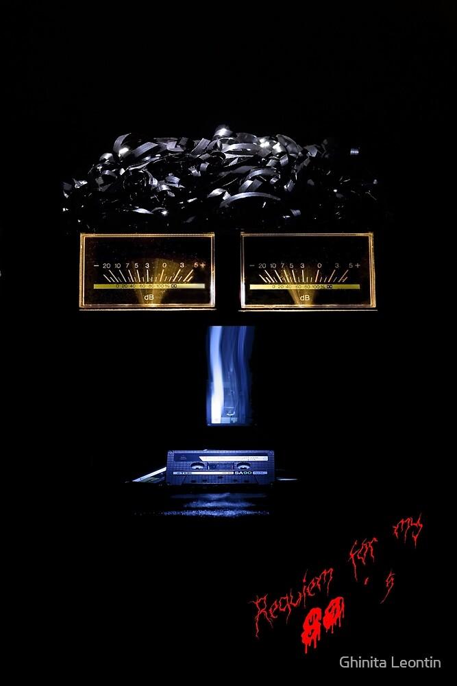 Requiem for my 80's by Ghinita Leontin