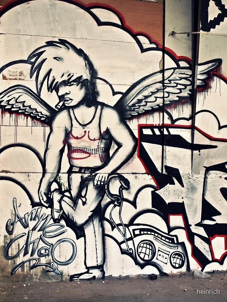 Angel of Music by heinrich