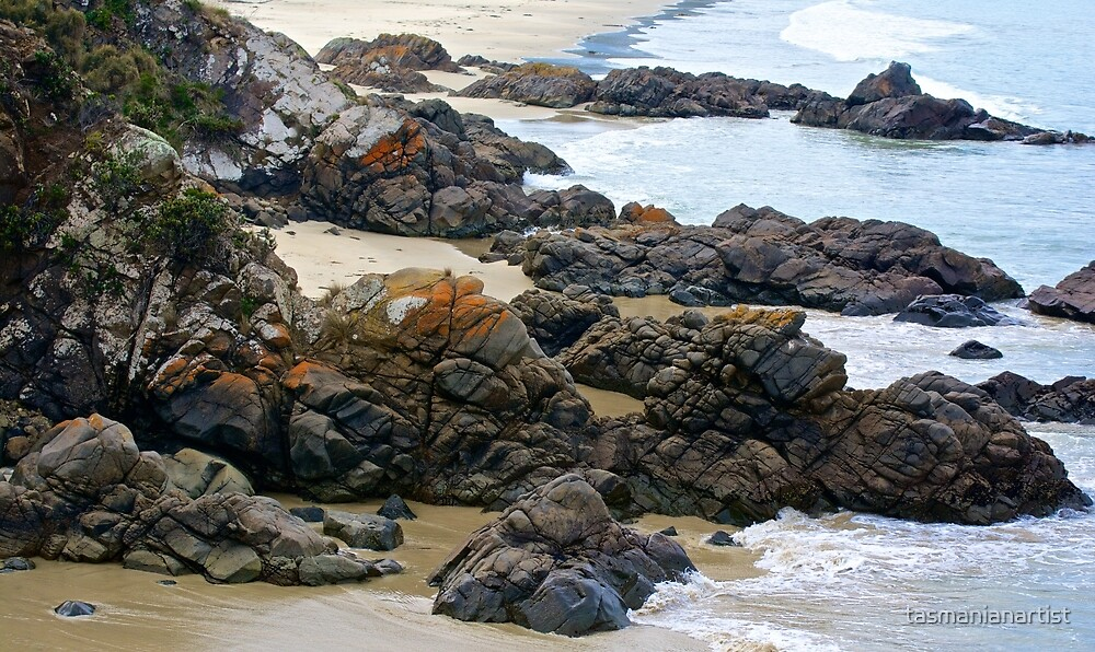 SCENES & SCENERY ~ Rocks by tasmanianartist by tasmanianartist