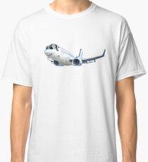 Cartoon Airliner Boeing 737 Classic T-Shirt