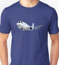 Cartoon Airliner Boeing 737 T-Shirt