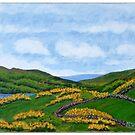 Scene from Ireland by Samuel Ruth