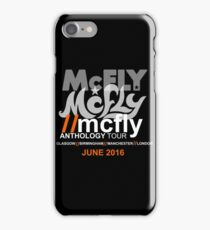MCFLY ANTHOLOGY TOUR iPhone Case/Skin