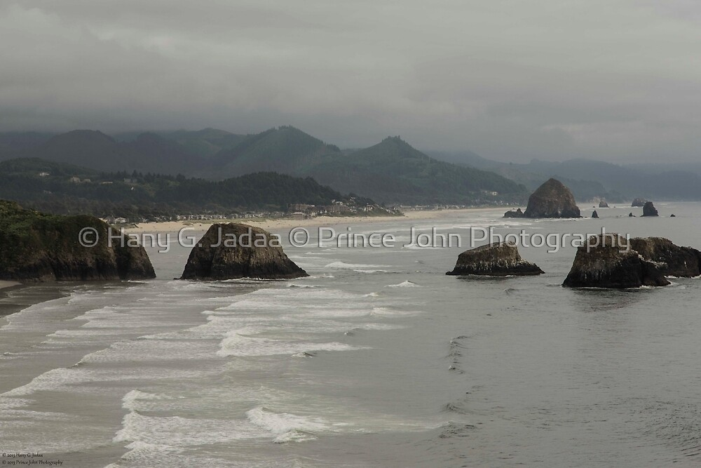 Somewhere Along The Oregon Coast - 2 ©  by © Hany G. Jadaa © Prince John Photography