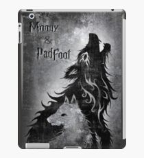 Moony & Padfoot iPad Case/Skin
