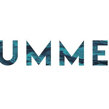 Summer  by daburrows