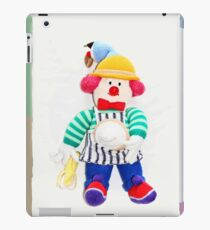 A cook of many colours iPad Case/Skin