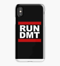 RUN DMT iPhone Case