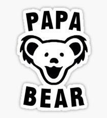 PAPA BEAR Sticker