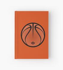 Vector Basketball Hardcover Journal