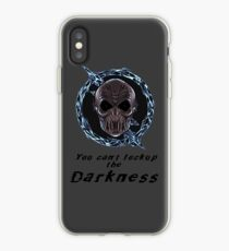 You cant lock up the darkness - zoom iPhone Case