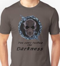 You cant lock up the darkness - zoom T-Shirt