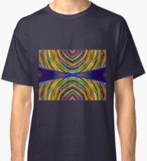 Psychedelic Circle Bump Supreme Classic T-Shirt