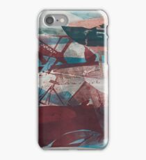 CONFUSED ALARMS OF STRUGGLE AND FLIGHT #1—ARNOLD iPhone Case/Skin