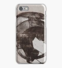 CONFUSED ALARMS OF STRUGGLE AND FLIGHT #3—ARNOLD iPhone Case/Skin