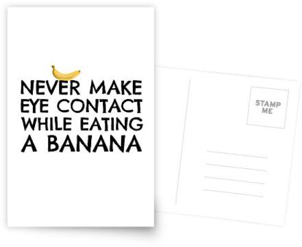 Funny Humour Dick Joke Banana Sex by Sid3walkArt