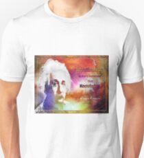 Einstein- imagination Unisex T-Shirt