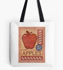 Fresh Apples Tote Bag