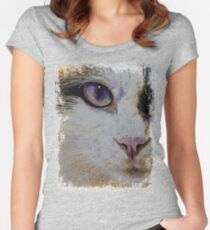 Ragdoll Women's Fitted Scoop T-Shirt