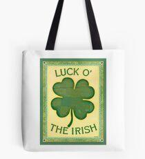 Luck O' the Irish Tote Bag