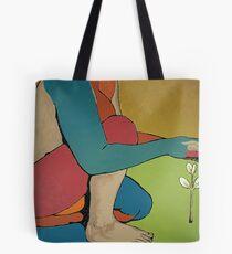 Nurturing - Abstract Art Tote Bag
