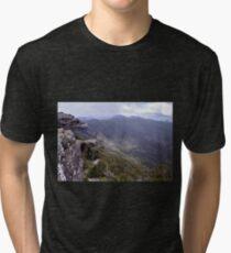The overhang Tri-blend T-Shirt