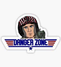 DangerZone Sticker