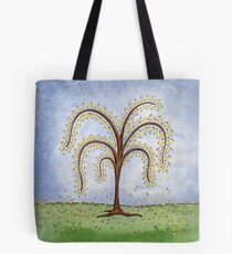 Whimsical Willow Tree Tote Bag