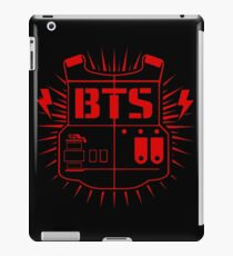 BTS (ARMY Red) iPad Case/Skin