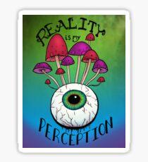 Perception Sticker