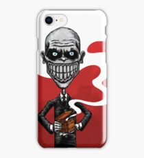 The Floating Gentlemen iPhone Case/Skin