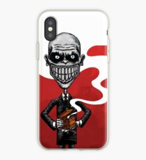 The Floating Gentlemen iPhone Case