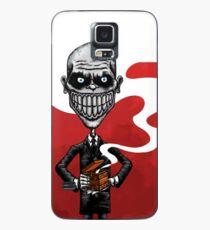 The Floating Gentlemen Case/Skin for Samsung Galaxy
