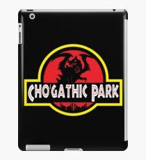 Cho'Gathic Park Parody iPad Case/Skin