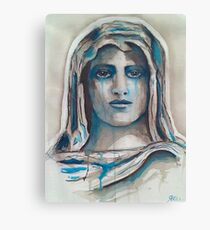 Mary Canvas Print