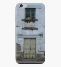 Broken Window and Yellow Door iPhone Case