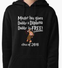 Dobby Graduation 2016 Pullover Hoodie