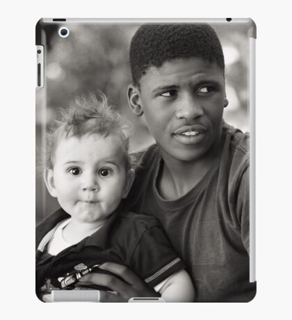 John and Levi, best brothers forever.  iPad Case/Skin