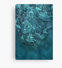 Aquatic Life 2 Canvas Print