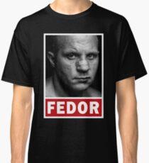 Fedor Emelianenko Classic T-Shirt
