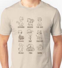 Kunstgeschichte Slim Fit T-Shirt