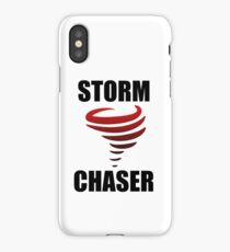 Storm Chaser - Twister iPhone Case