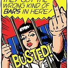 I Don't Like Jail by butcherbilly
