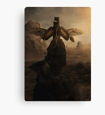 Mary Poppins...? Canvas Print