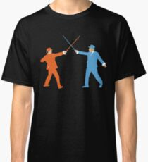 Dumb and Dumber On Guard!  Classic T-Shirt