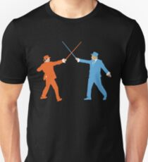 Dumb and Dumber On Guard!  Unisex T-Shirt