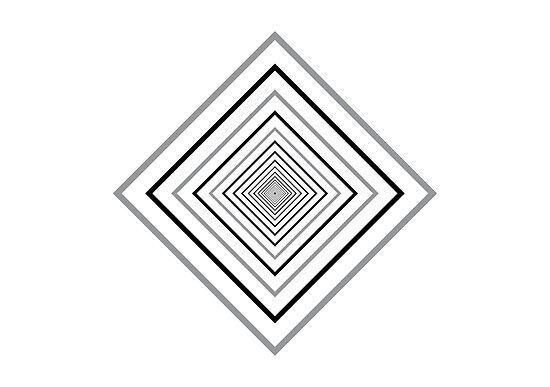 optics: diamond tunnel by razvandrc