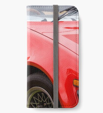 Triumph TR7 3.5 V8 Grinnall  iPhone Wallet