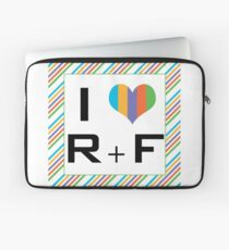 I love R + F Independent consultant  Laptop Sleeve