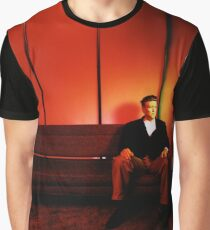 David Lynch Red Couch Graphic T-Shirt